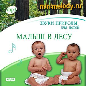 Малыш в лесу